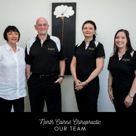 the team at north cairns chiropractic